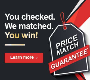 York Fitness Price Match Banner