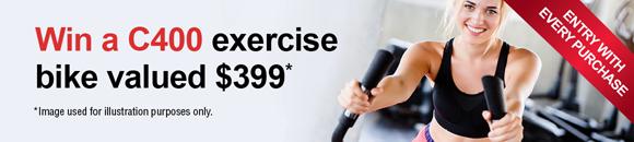 York Fitness Pre Order Banner