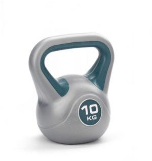 York Fitness 10kg Vinyl Kettlebell
