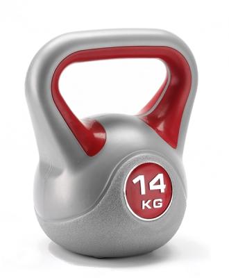 York Fitness 14kg Vinyl Kettlebell