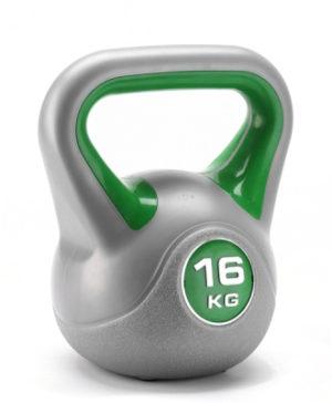 York Fitness 16kg Vinyl Kettlebell