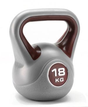York Fitness 18kg Vinyl Kettlebell
