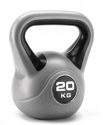 York Fitness 20kg Vinyl Kettlebell
