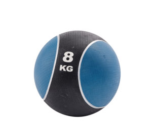 York Fitness 8kg Medicine Ball