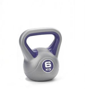 York Fitness 6kg Vinyl Kettlebell