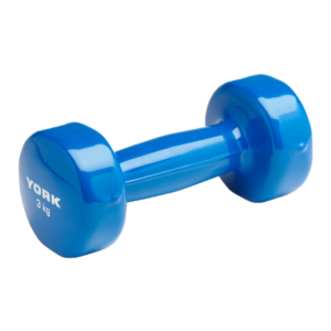 York Fitness PVC Dumbbell 3KG