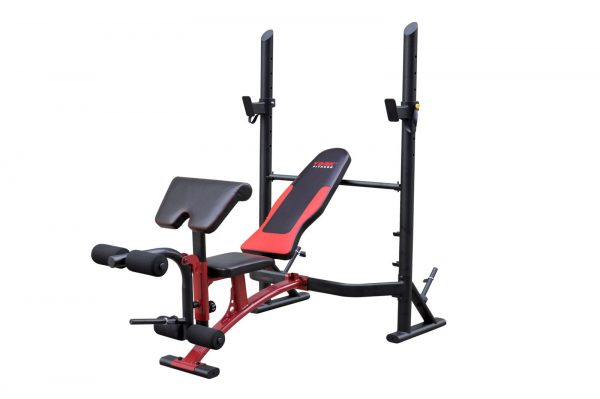photo of the York Fitness Olympic Squat Bench