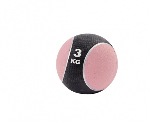 York Fitness 3kg Medicine Ball