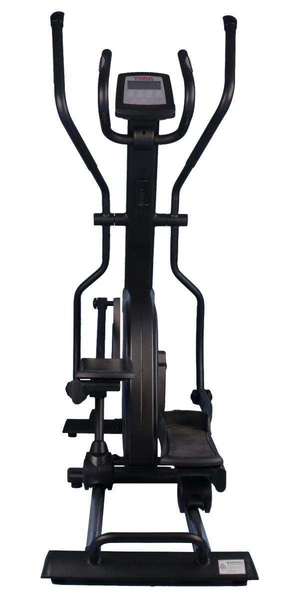 York Fitness LC-TX Light Commercial Cross Trainer rear view.jpg