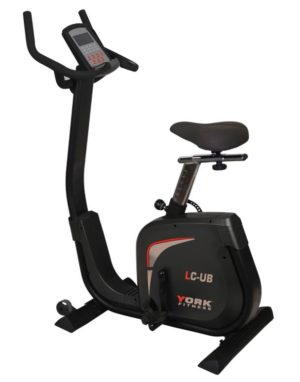 York Fitness LC-UB Upright Bike