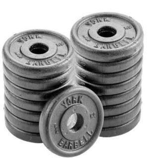 York 0.5KG Cast Iron Disc