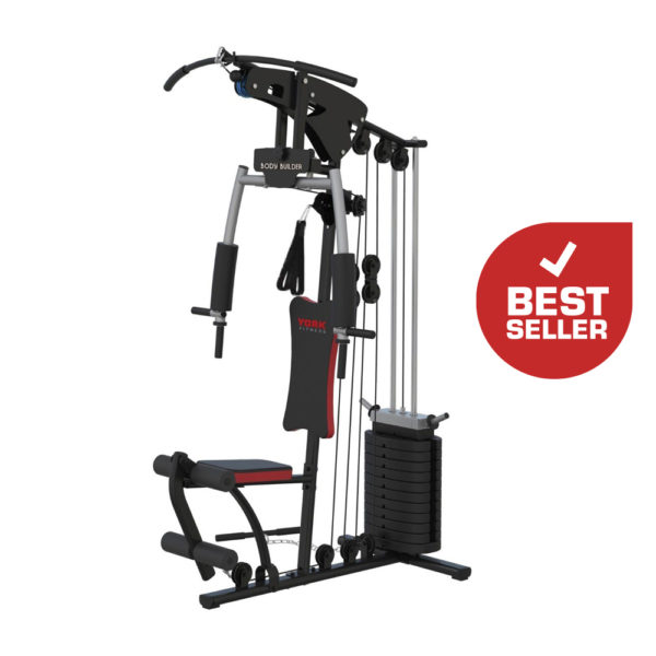 strength training York Fitness Body Builder home gym