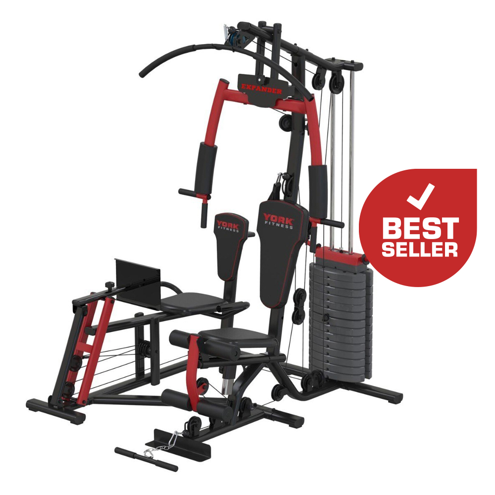 York Fitness 300LP Leg Press Gym