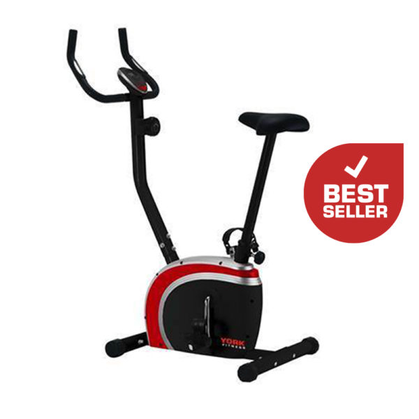 photo of the York Fitness Performance Upright Bike