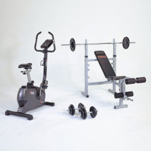 York Fitness Contender Pack