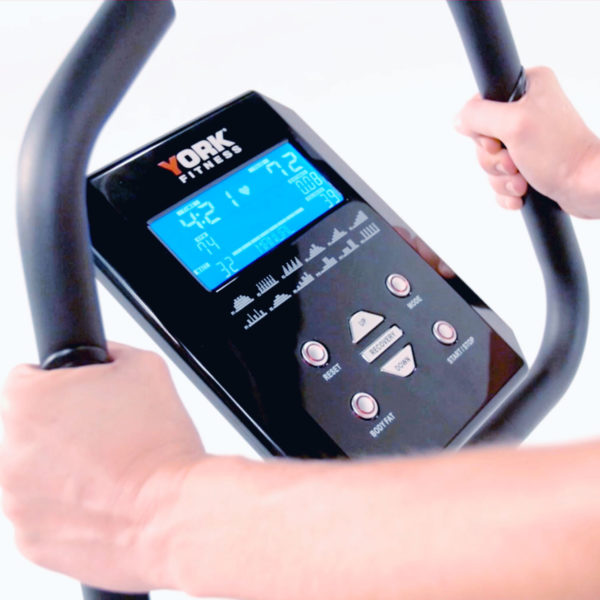 York Fitness C415 Bike Console