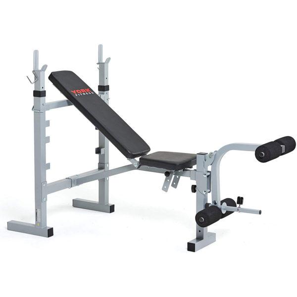 York Fitness 530 Bench