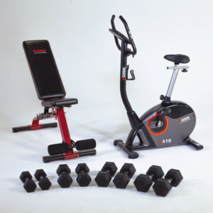 York Fitness Warrior Pack with Bike