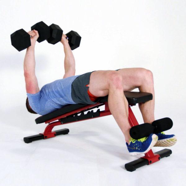 York Fitness Warrior FID Bench