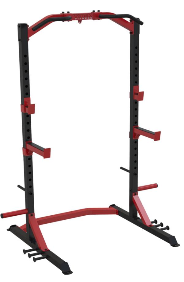 York Fitness Delta Utility Half Rack