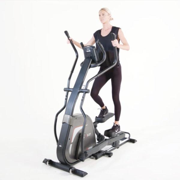 York Fitness LC-XT Cross-Trainer model using