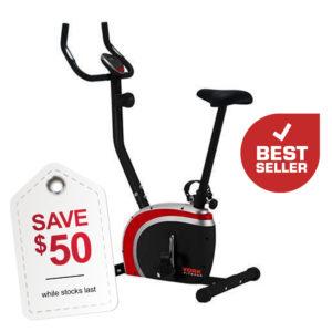 York Fitness Performance Upright Bike