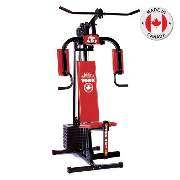 York Fitness 401 Compact Home Gym