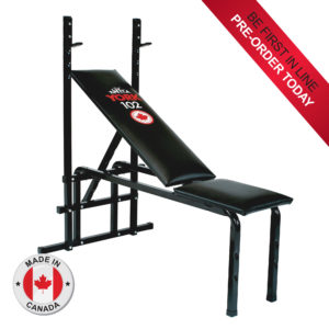 York Fitness 102 Barbell Bench Pre-Order
