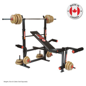 York Fitness 230 Bench