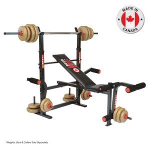 York Fitness 230 Bench