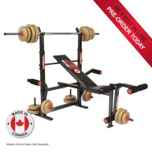 York Fitness 230 Bench Pre-Order