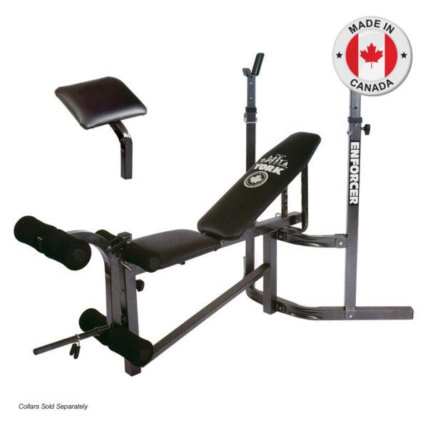 York Fitness 9300 Enforcer Bench
