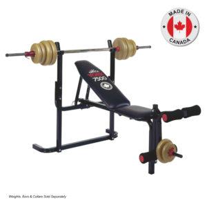 York Fitness 7500 Bench