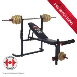 York Fitness 7500 Bench Pre-Order
