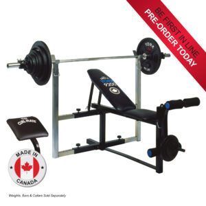 York Fitness 9200 Expandable Bench Pre-Order