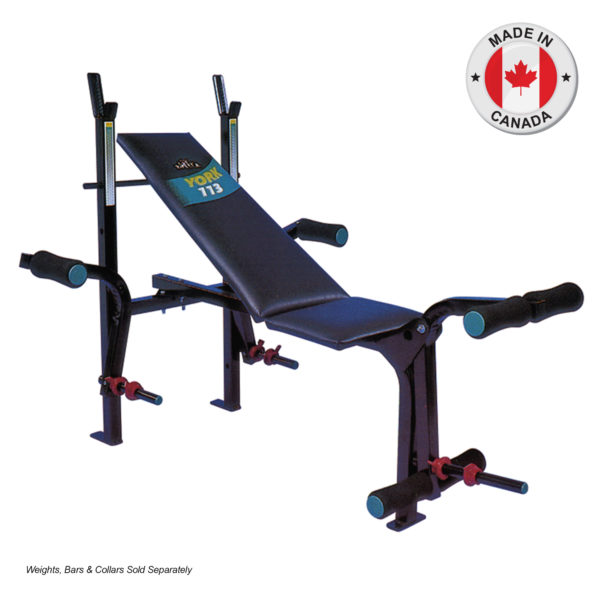 York Fitness B113 Bench