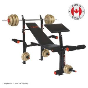 York Fitness B114 Bench Press Machine