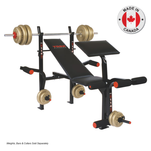 York Fitness B114 Bench Press Machine