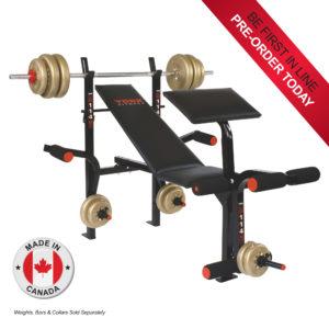 York Fitness B114 Bench Press Machine Pre-Order