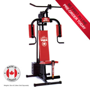 York Fitness 401 Compact Home Gym Pre-Order