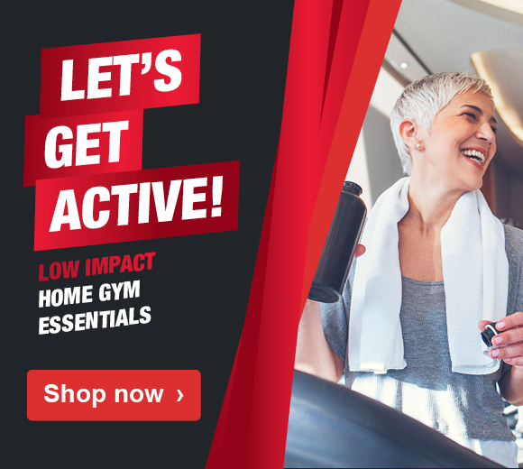 YORK FITNESS Low Impact Fitness web banner