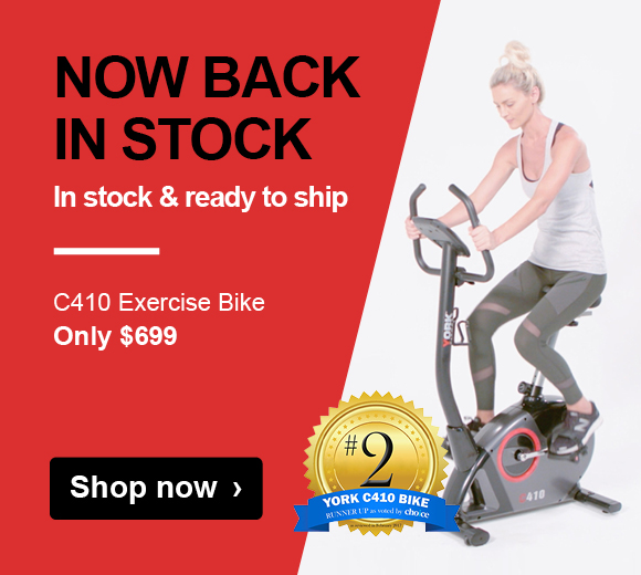 C410 Exercise Bike in stock $699
