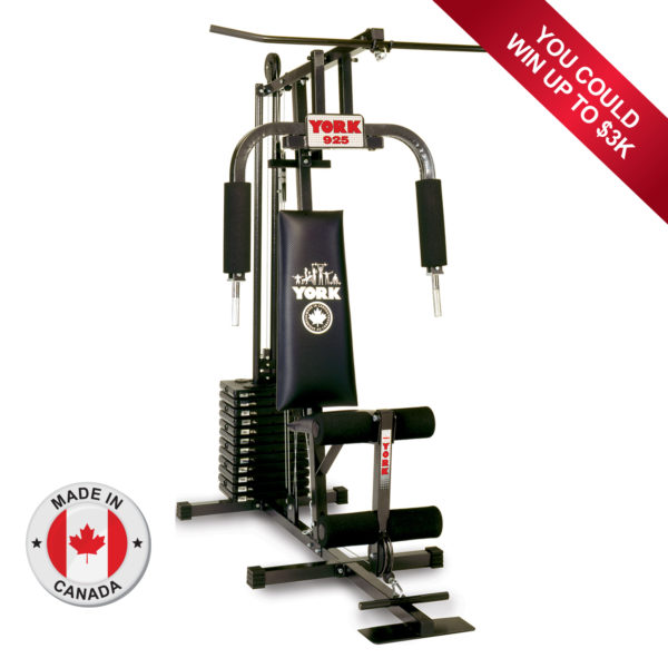 York Fitness 925 Multi Gym - Win Back Your Purchase
