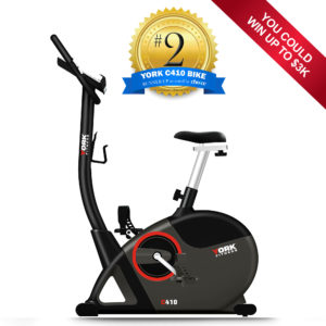 York Fitness C410 Exercise Bike - Win Back Purchase