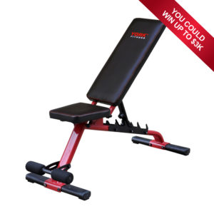 York Fitness Warrior FID Bench - Win Back Your Purchase