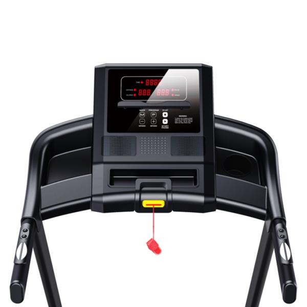 York Fitness T600 Treadmill - screen
