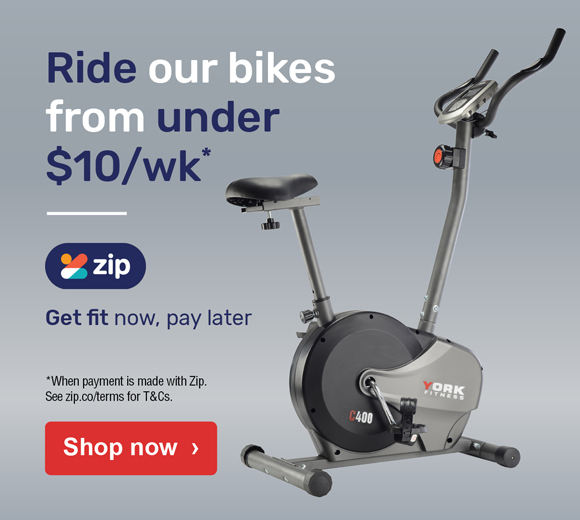 York Fitness ZIP Buy Now Pay Later
